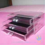 China cosmetic organizer acrylic wholesale