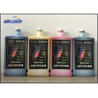 China Galaxy  Dx5 Dx7 Dx5 Eco Solvent Ink / Inkjet Eco Solvent Ink For Screen Printing wholesale