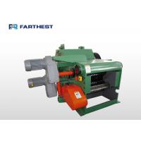 China 15hp Biomass Energy Wood Chipper Machine To Splitting Tree Branches 4700kg Weight wholesale