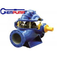 China SH series open single-stage Double Suction Split Case Pump for watering plant wholesale