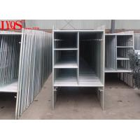 China High Strength 3' × 6'4 A Frame Scaffold Structural Steel Tubing ISO / SGS Approved on sale