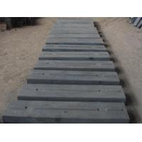 China HRC56 Iron Crusher Wear Parts Impact Plate For Impact Crushers wholesale