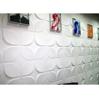 China Vinyl Wall Panels 3D Wall with Indoor Wall no Toxic Substances wholesale