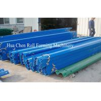 China Full Automatic Steel Hydraulic Highway Guardrail Forming Machine for EURO wholesale