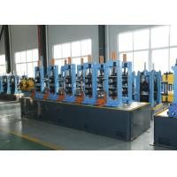 Buy cheap Welding Carbon Steel ERW Pipe Mill Machine / Pipe Tube Mill Max 80m/Min Worm from wholesalers