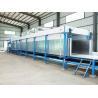 China Low Pressure Horizontal Polyurethane Foaming Machine Line For Pillow / Mattress Sheet wholesale