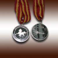 China Horse year of pure silver medals and medallions wholesale