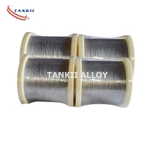 China Precision Resistor Nicr Alloy 6J22 Karma Wire Anti Oxidation wholesale
