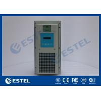 China 1700BTU Telecom Outdoor Cabinet DC Air Conditioner 500W Cooling Capacity Variable Frequency wholesale