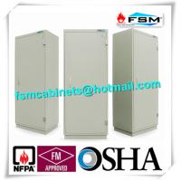 Quality Anti Magnetic Safety Fire And Waterproof Filing Cabinets For Medium File Data for sale