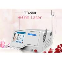 Buy cheap 10W Portable Spider Vein Removal Touch Screen 980nm Diode Laser Equipment 1-5Hz product