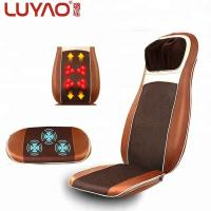 China Ce RoHs Full Body Usage Massage Seat Cushion Office And Car Use 48W wholesale