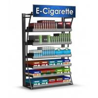 China Custom Made Cigarette Display Case , Overhead Cigarette Racks For Convenience Store wholesale