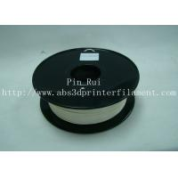 China Makerbot pla 3d printing material Special Filament 1kg / Spool , Good Toughness wholesale