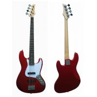 "China 43 inch Solidwood Body JB Electric Bass Guitar with 32""/810mm String AGB43-JB1 wholesale"