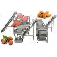 China Hazelnut Almond Shell Cracking Machine Manual Henan GELGOOG Machinery 1000kg/H wholesale