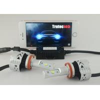 China 2 X H11 12000LM Auto Car LED Headlights Conversion Kit CREE XHP50 White wholesale