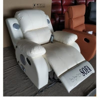 China Living Room Furniture music chair hot sale leather recliner sofa massage chair on sale