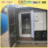 China -45 To 15 Degree Container Cold Room / 40 20 Refrigerated Container With Imported Compressor wholesale