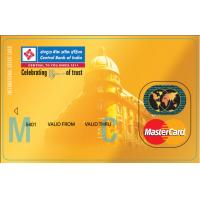 China Wholesale PVC MasterCard Smart Card with HICO Magstripe / Hologram Label wholesale