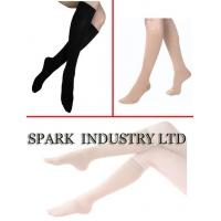 China Medical Compression Stocking Of Knee High Anti Embolism Stockings With Regular Size wholesale