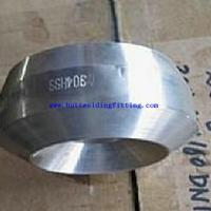 China Stainless Steel Butt Welded Pipe Fittings Socket Weld 3000Lb Weldolet wholesale