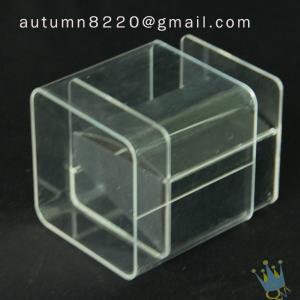 China BO (8) acrylic shoe box wholesale
