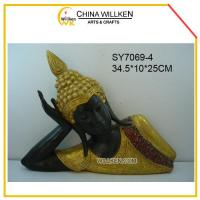 Buy cheap Resin Home Decorative Buddha Statue from wholesalers