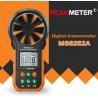 China Hand Held Environmental Meter Air Volume Wind Velocity Meter Data Uploading Functions wholesale
