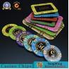 China Casino Acrylic Poker Chips Gambling Club Chip Silk Screen Chip Can Custom Manufacturer Spot wholesale