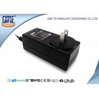 China 24v 1.5a AC DC Power Adapter Wall Mounted Power Supply With UL FCC Listed wholesale
