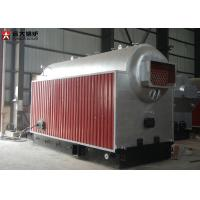 China 4 Ton Biomass Wood Pellet Steam Boiler DZL4-1.25-AII For Feed Processing on sale