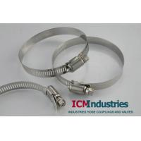 China worm drive hose clamp american type wholesale