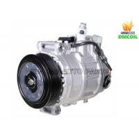 China Zinc Aluminum Alloy Auto Parts Compressor For Mercedes - Benz E - Class wholesale