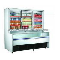 China R134a Combination Freezer Cabinet Double Engines For Shop wholesale
