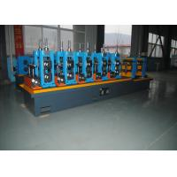 China High Speed Galvanized Erw Pipe Mill / Tube Making Machine CE ISO9001 Approved wholesale