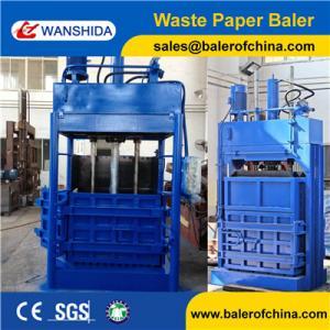 China Vertical Waste Cardboards Balers wholesale