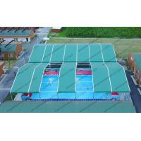 Quality High Tech Aluminum Waterproof  Sport Event Tents for Swimming Pool for sale