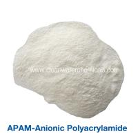 China Anionic Polyacrylamide-APAM For Drinking Water,Raw Water,Waste Water Treatment,Coal Washery on sale