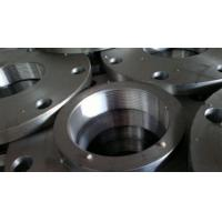 China DIN2561 oval flange with neck threaded PN16 wholesale
