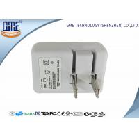 China PSE ROHS Foldable Pin Universal USB Power Adapter Charger 5V 1A Fireproof Pc Material wholesale