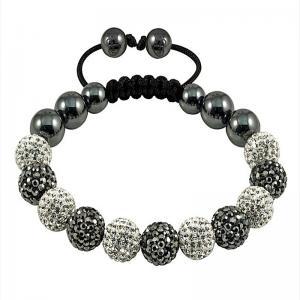 China Crystal Bangle Bracelets CJ-B-115 wholesale
