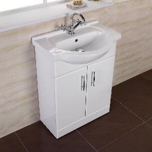 China MDF Bathroom Vanity / Cabinet / Furniture (MARCELLA 650) wholesale
