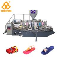 China Energy Saving PVC PCU Slipper Making Machine For Children's Cartoon Shoe Slipper Sandal Sole wholesale