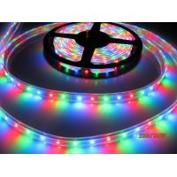 Buy cheap DC12V Color Changing RGB SMD3528 Led Strip Lights  60 LED / M for Holiday, KTV, Home Decoration product