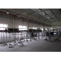 Buy cheap Mackerel Processing Professional Canning Equipment , 30kw Food Canning Machine from wholesalers