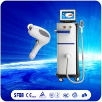 China Microchannel Diode Laser 808 Hair Removal Device For Women & Men wholesale