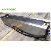 China Flexographic Anilox Rolls Industrial Ultrasonic Washing Machine With Rotating System wholesale