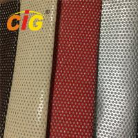 Quality Colorful Shiny Patent Leather Imitation Leather Shoe Leather 0.6~1.5MM thickness for sale