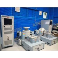 Buy cheap Internation Standards IEC61373 Electrodynamic Shaker System For Radiator Industry from wholesalers